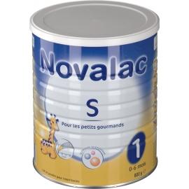 Novalac 1 S Pour Les Petits Gourmands 0-6 Mois 800 g