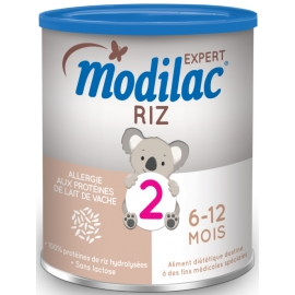 Modilac Expert 2 Riz 6-12 Mois 800 g