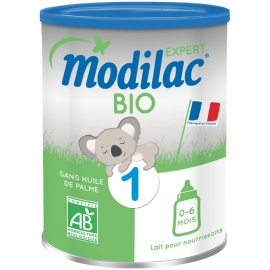 Modilac Expert 1 Bio 0-6 Mois 800 g