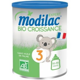 Modilac Expert 3 Bio Croissance 10-36 Mois 800 g