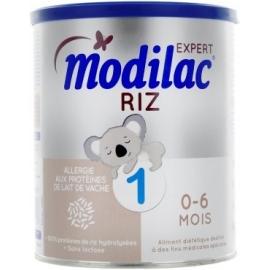 Modilac Expert 1 riz 0-6 Mois 800 g