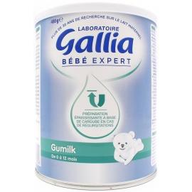 Gallia Bébé Expert Gumilk 0-12 Mois 400 g