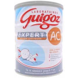 Guigoz Expert AC De La Naissance jusqu'à 1 An 800 g