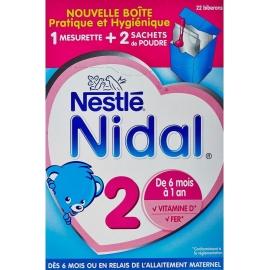 Nidal 2 De 6 Mois à 1 An 700 g