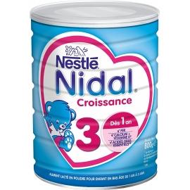 Nidal 3 Croissance De 1 an à 3 Ans 800 g