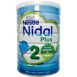 Nidal 2 Plus De 6 Mois Jusqu'à 1 An 800 g