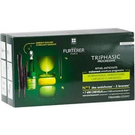 Furterer Triphasic Progressive 8 x 5.5 ml