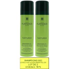 Furterer Naturia Shampoing Sec 2 x 150 ml