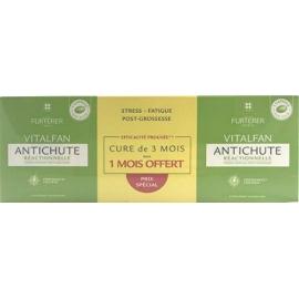 Furterer Vitalfan Antichute Réactionnelle 3 x 30 capsules