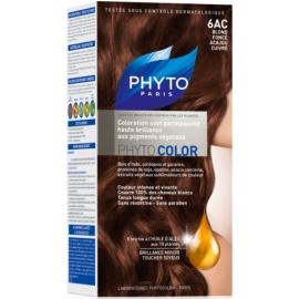 Phyto PhytoColor Coloration Soin Permanente 6AC Bond Foncé Acajou Cuivré