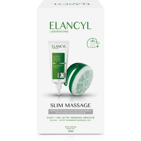 Elancyl Coffret Slim Massage Anti-Cellulite 200 ml