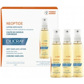 Ducray Neoptide Lotion Capillaire Anti-Chute Femmes 3 x 30 ml
