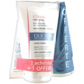 Ducray Ictyane Creme Mains 3 x 50 ml