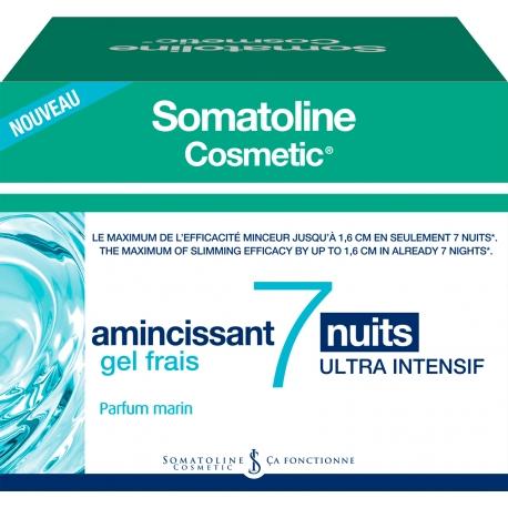 Somatoline Amincissant Ultra Intensif Gel Frais 7 Nuits 400 ml