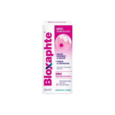 Bloxaphte Spray Adulte 20 ml