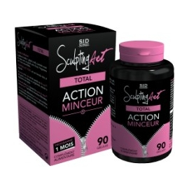 S.I.D Nutrition Sculpting Act Total Action Minceur 90 Gélules