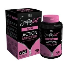 S.I.D Nutrition Sculpting Act Total Action Minceur 90 Gélules