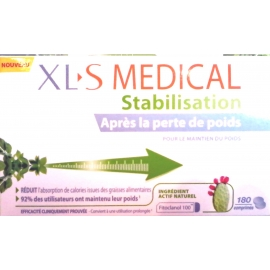 XLS MEDICAL Stabilisation 180 Comprimés