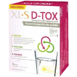 XLS D-Tox 8 Sticks