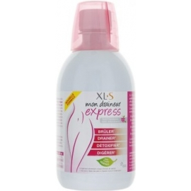 XLS Mon Draineur Express Framboise 500 ml