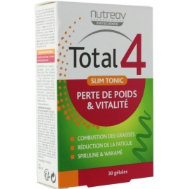 Nutreov Physcience Total 4 Slim Tonic 30 Gélules