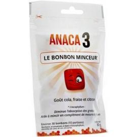 Anaca 3 Le Bonbon Minceur 80 g