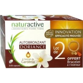 Naturactive Doriance Autobronzant 2 x 30 capsules