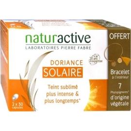 Naturactive Doriance Solaire 2 X 30 Capsules