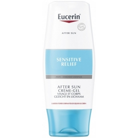 Eucerin After Sun Sensitive Relif Crème-Gel 150 ml