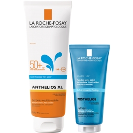 La Roche-Posay Anthelios XL SPF50+ Gel 250 ml + Posthelios Hydra Gel 100 ml Offert