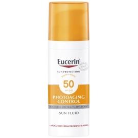 Eucerin Sun Fluide Spf 50 Anti-âge 50 ml