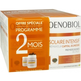 Oenobiol Solaire Intensif Anti-âge 2 X 30 Capsules