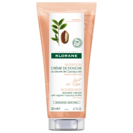 Klorane Nutrition Crème De Douche Lait De Rose 200 ml