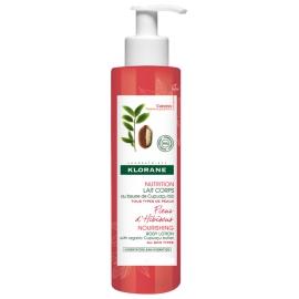 Klorane Nutrition Lait Corps Fleur D'Hibiscus 400 ml