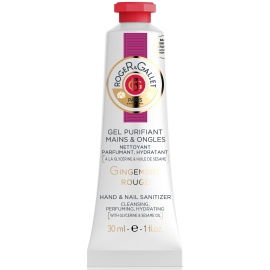 Roger&Gallet Gingembre Rouge Gel Purifiant Mains 30 ml