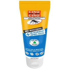 Cinq Sur Cinq Natura Lait Anti-Moustiques Après-Soleil 150 ml