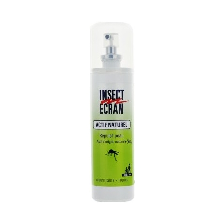 Insect Ecran Répulsif Peau Actif Naturel 100 ml