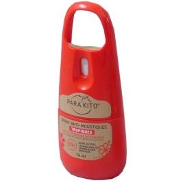 Para'Kito Spray Anti-Moustiques Tropiques 75 ml