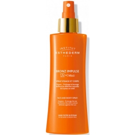 Esthederm Bronz Impulse Spray Visage Et Corps 150 ml