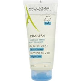 A-Derma Primalba Gel Lavant 2 En 1 200 ml