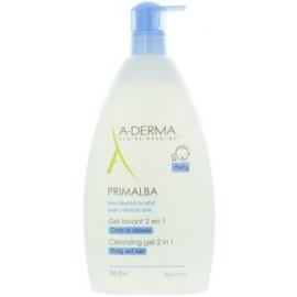 A-Derma Primalba Gel Lavant 2 En 1 750 ml