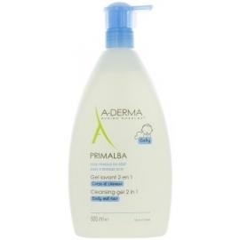 A-Derma Primalba Gel Lavant 2 En 1 500 ml