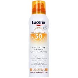 Eucerin Sun Brume Transparente Toucher Sec Spf50 200 ml