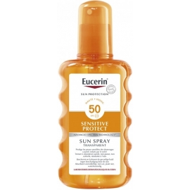 Eucerin Sun Spf 50 Spray Transparent 200 ml