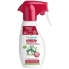Puressentiel Anti-Pique Spray Répulsif Vêtements & Tissus 150 ml
