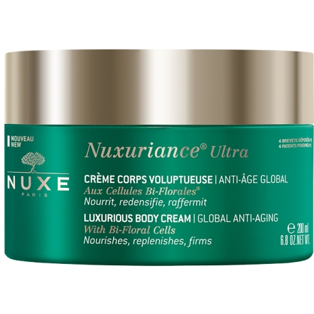 Nuxe Nuxuriance ultra crème corps voluptueuse anti-âge global 200 ml