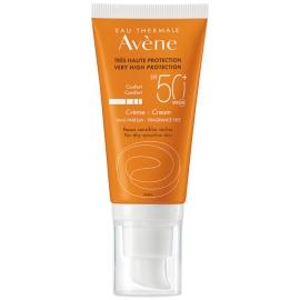 Avène Solaire Spf50 Crème Sans Parfum 50 ml
