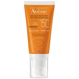 Avène Solaire Spf50 Crème Teintée 50 ml