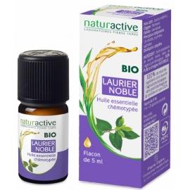 NATURACTIVE HUILE ESSENTIELLE BIO LAURIER NOBLE 5 ml