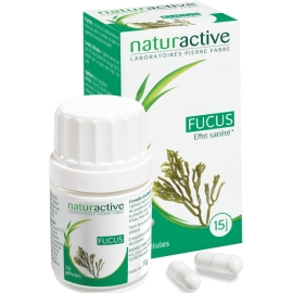 Naturactive Elusanes fucus 30 gélules
